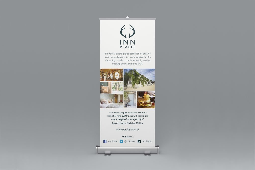 inn places event signage
