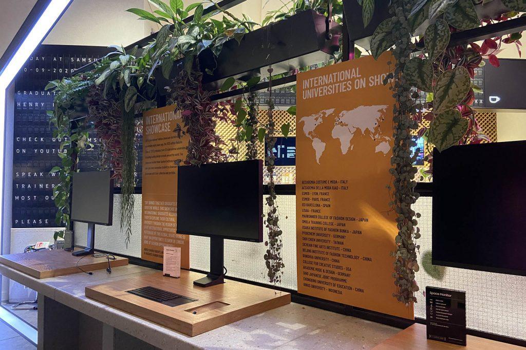 GFW x KX 2020 international university area